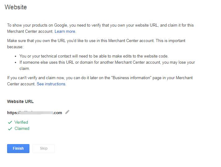 Google merchant center是什么?如何注册Google merchant center? 6