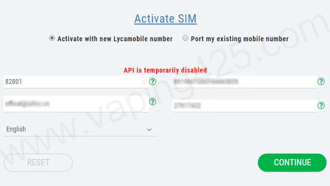 Lycamobile注册Google Voice账户 Lycamobile美国实体电话卡激活及充值教程 5