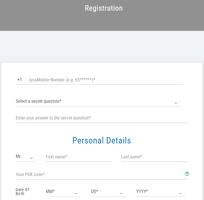 Lycamobile注册Google Voice账户 Lycamobile美国实体电话卡激活及充值教程 6