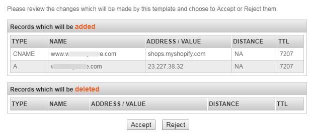 如何设置Shopify域名?教你一键解析Shopify域名|Shopify域名购买解析指南 20