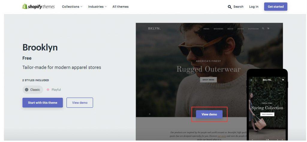 如何在Shopify安装Themeforest购买的主题 | Themeforest Shopify主题购买 11