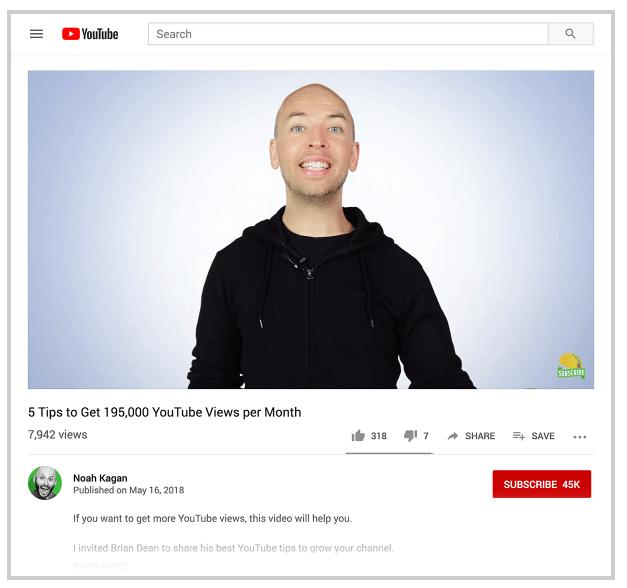 21种你不得不知的Youtube视频推广方法(本文根据Brian Dean的文章翻译整理) 97