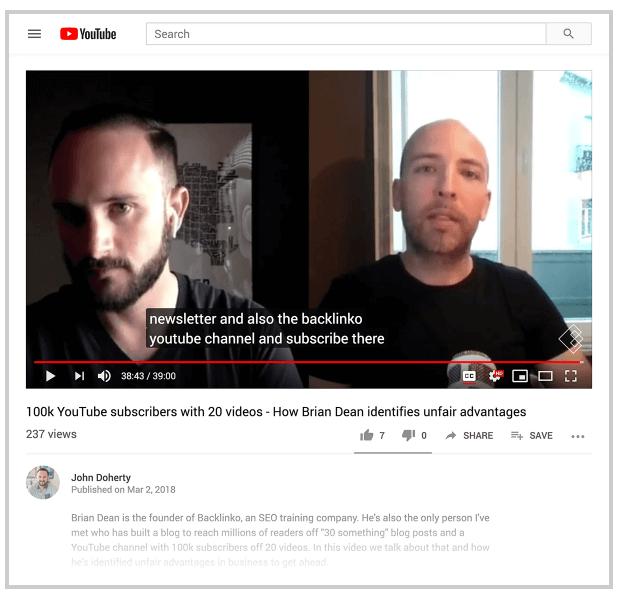 21种你不得不知的Youtube视频推广方法(本文根据Brian Dean的文章翻译整理) 112