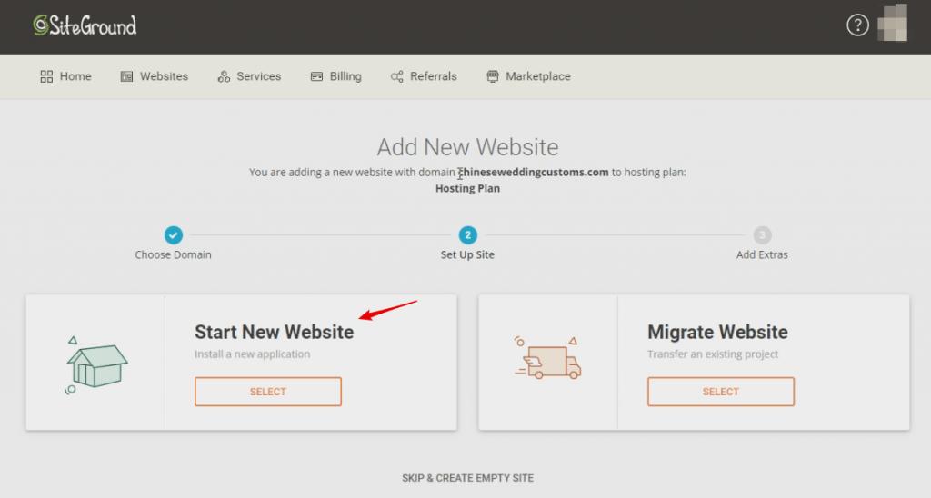 2020 如何用Wordpress搭建独立自建站 Siteground新版主机搭建外贸商城完整教程 86