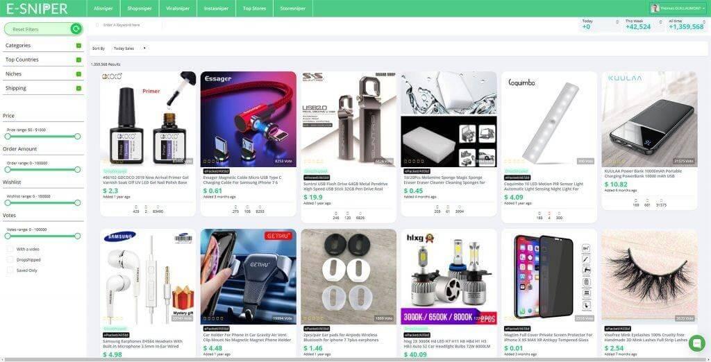 如何寻找独立自建站爆款产品Winning Products-工具篇 17