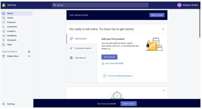 Shopify开店教程—Shopify注册流程及注意事项 8
