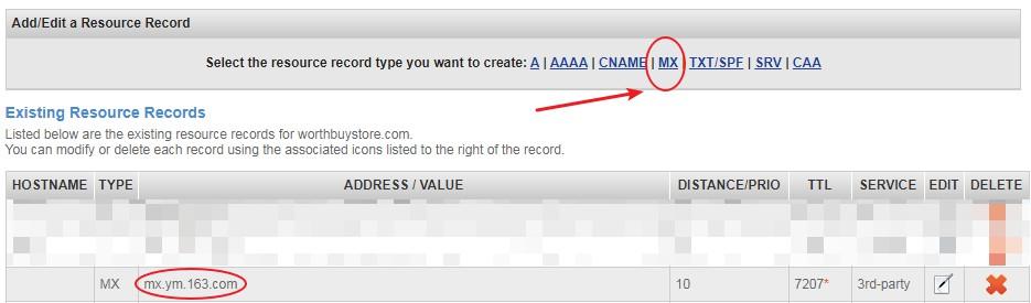 为你的网站申请免费的域名邮箱 24