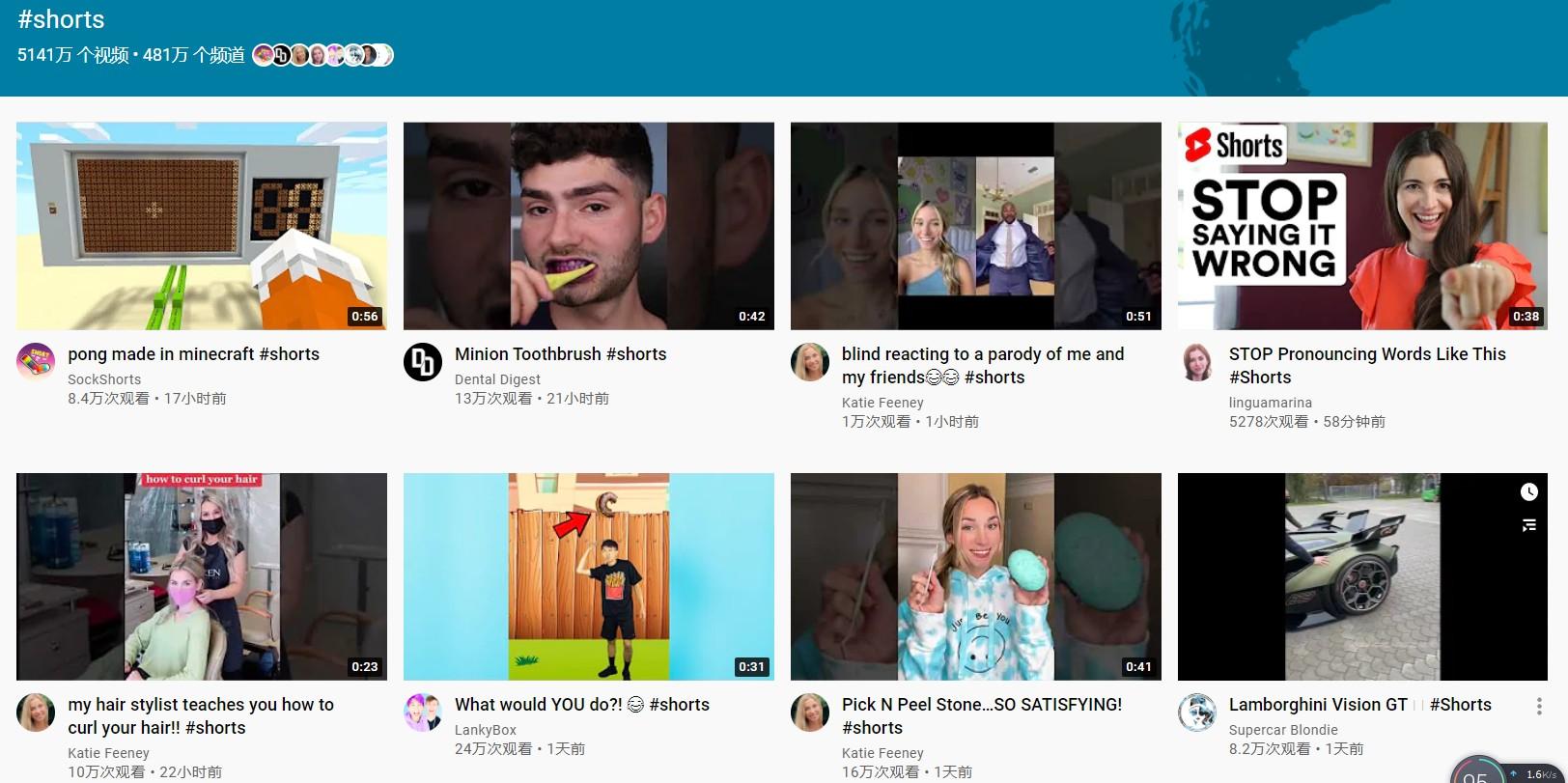 Youtube Shorts基金来袭 一篇文章带你了解Youtube Shorts 15