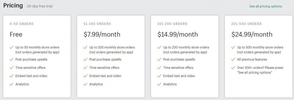 7款Shopify插件帮你大大提高转化率的 12